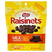 Raisinets Milk Chocolate Covered California Raisins