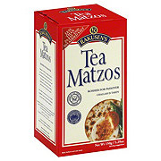Rakusens Passover Tea Matzo