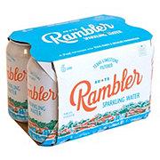 Rambler Sparkling Water 12 oz Cans