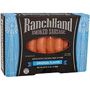 Ranch Hand Original Smoked Link Sausage Link Box