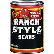 Ranch Style Zesty Red Pepper Beans