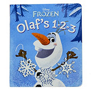 Random House Disney Frozen Olaf's 1-2-3