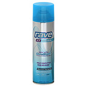 Rave 4X Mega Scented Hairspray w/ ClimaShield