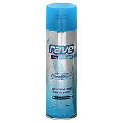 Rave 4X Mega Scented Hairspray w/ ClimaShield