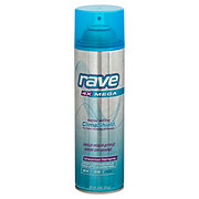 Rave 4X Mega Unscented Hairspray w/ ClimaShield