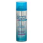 Rave 4X Mega Unscented Hairspray w/ ClimaShield