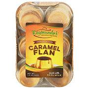 Raymundo's Caramel Flan Cups