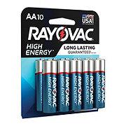Rayovac High Energy A A Batteries