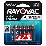 Rayovac High Energy AAA Batteries