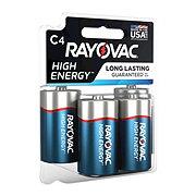 Rayovac High Energy C Batteries