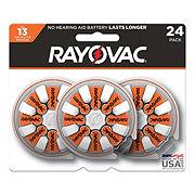 Rayovac Size 13 Hearing Aid Batteries
