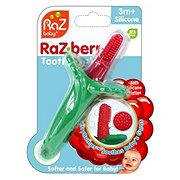 Raz-A-Dazzle Silicone Toothbrush