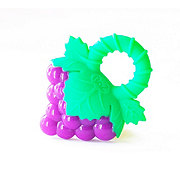 Razbaby Raz Grapes Silicone Teether