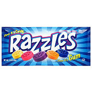 Razzles Candy and Gum