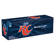 RC Cola 12 PK Cans