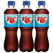 RC Cola 16.9 oz Bottles