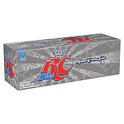 RC Diet Cola 12 PK Cans