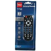 RCA 3 Device Universal Remote Control
