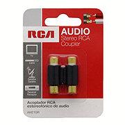 RCA Audio Stereo Coupler