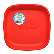 Re-Play Flat Plate, Red
