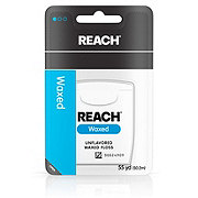 Reach Dental Floss Waxed, 55 yards