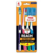 Reach UltraClean Medium Toothbrushes