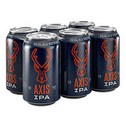 Real Ale Axis IPA Beer 12 oz  Cans