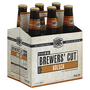 Real Ale Brewers' Cut Kolsch 6 PK Bottles