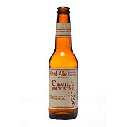 Real Ale Devil's Backbone Beer Bottle