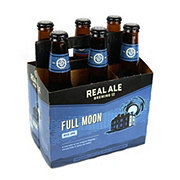Real Ale Full Moon Pale Rye Ale  Beer 12 oz  Bottles