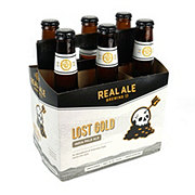 Real Ale Lost Gold IPA  Beer 12 oz  Bottles