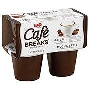 Real Fresh Cafe Breaks Mocha Latte Pudding