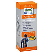 Real Relief Arnica Pain Relief Cream