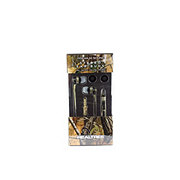 Realtree Green Camo Premium Sound Stereo Earbuds