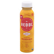 REBBL Organic Turmeric Golden Milk Elixr