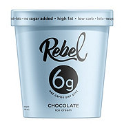 Rebel Chocolate Ice Cream