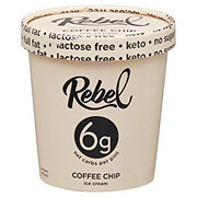 Rebel Coffee Chip Ice Cream