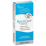 RectiCare Anorectal Cream Pain Relief