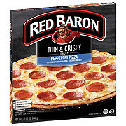 Red Baron Thin & Crispy Pepperoni Pizza