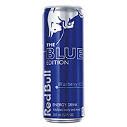 Red Bull Blue Edition Blueberry Energy Drink