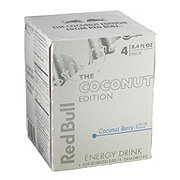 Red Bull Coconut Edition Coconut Berry Energy Drink 8.4 oz Cans