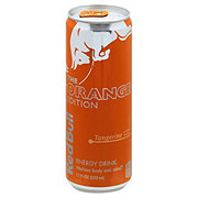 Red Bull Energy Drink Orange Edition