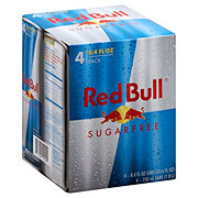 Red Bull Sugar Free Energy Drink 8.4 oz Cans