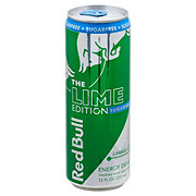 Red Bull Sugar Free Lime Edition