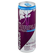 Red Bull Sugar Free Purple Edition Acai Berry Energy Drink