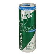 Red Bull Sugar Free The Pear Edition Crisp Pear Energy Drink