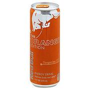 Red Bull The Orange Edition Tangerine Energy Drink