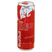 Red Bull The Red Edition Cranberry Energy Drink