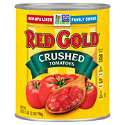 Red Gold Crushed Tomatoes