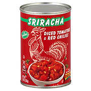Red Gold Huy Fong Sriracha Diced Tomatoes & Red Chilies